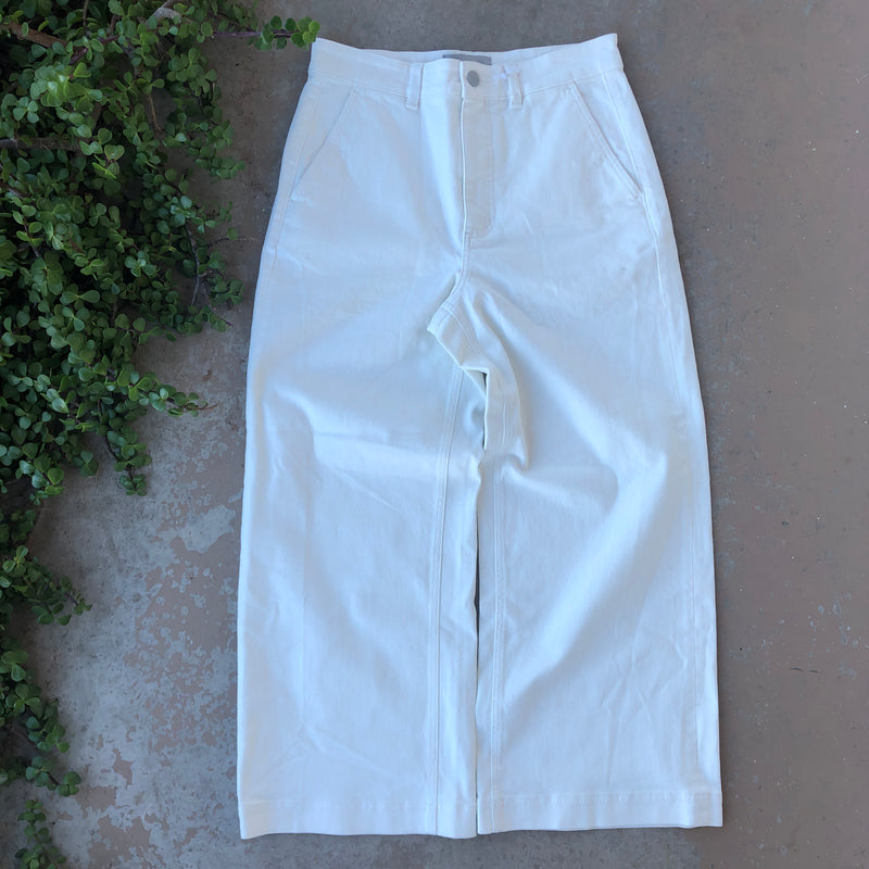 Everlane White Jeans, Size 8