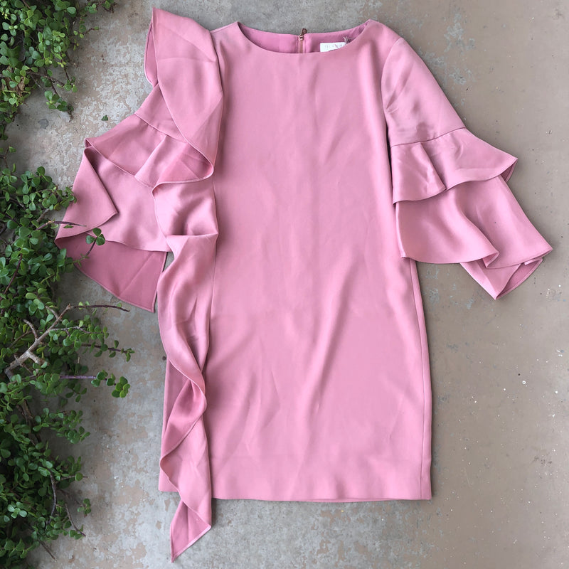 Ted Baker Pink Dress, Size XXS