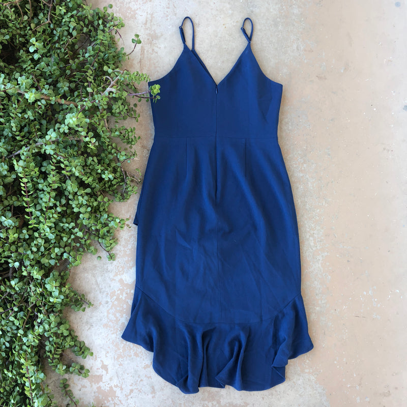 Dress The Population Navy Dress, Size XL