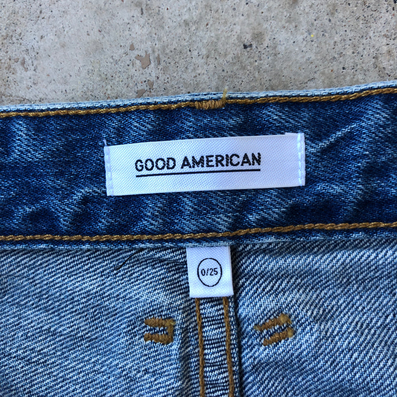 Good American Shorts, Size 0/25