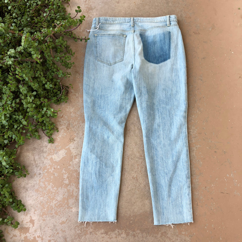 Joe's Jeans The Charlie Light Wash Jeans, Size 32