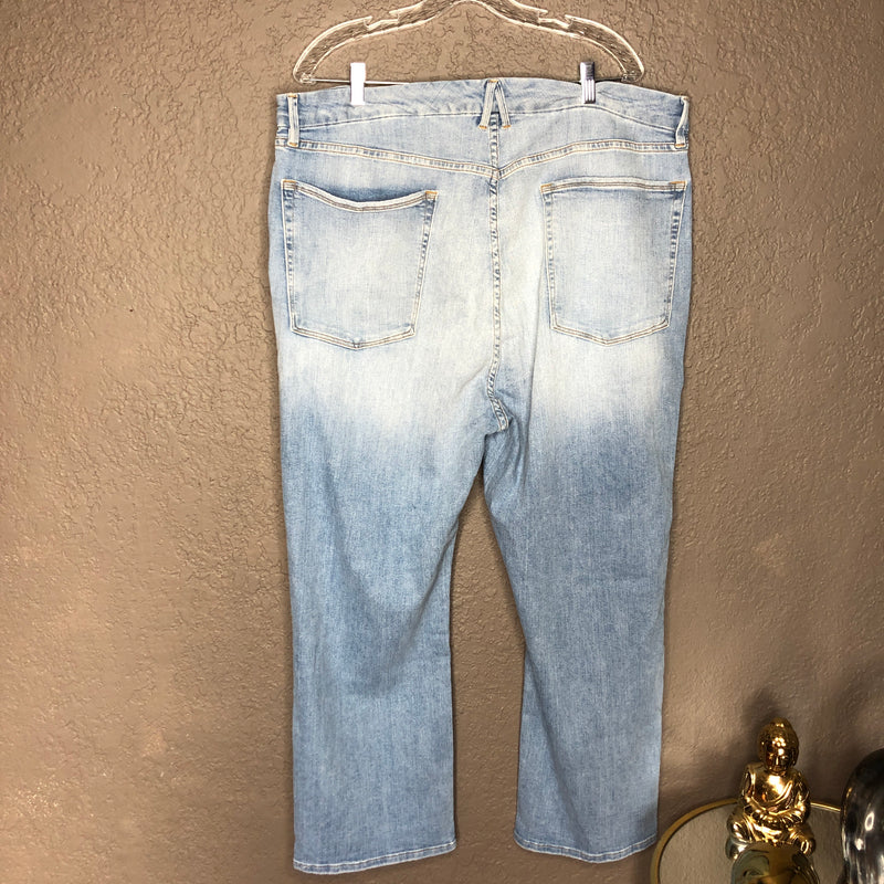 Good American Good Cuts Jeans, Size 24 (Plus Size)