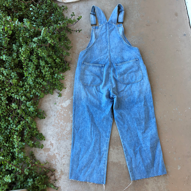 Reformation Jean Overalls, Size 8