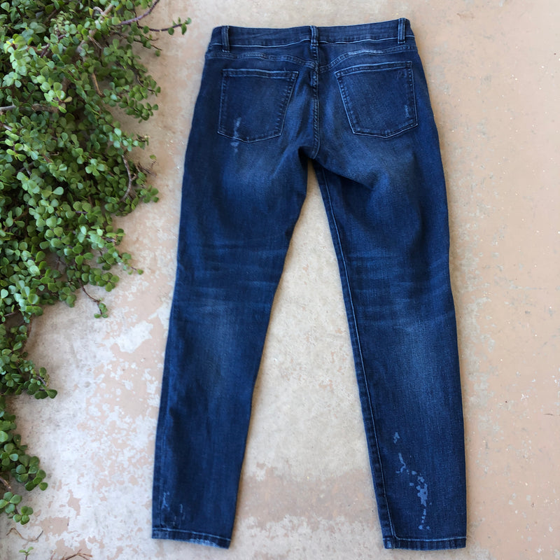 DL1961 Revolve Emma Power Legging Jeans, Size 30