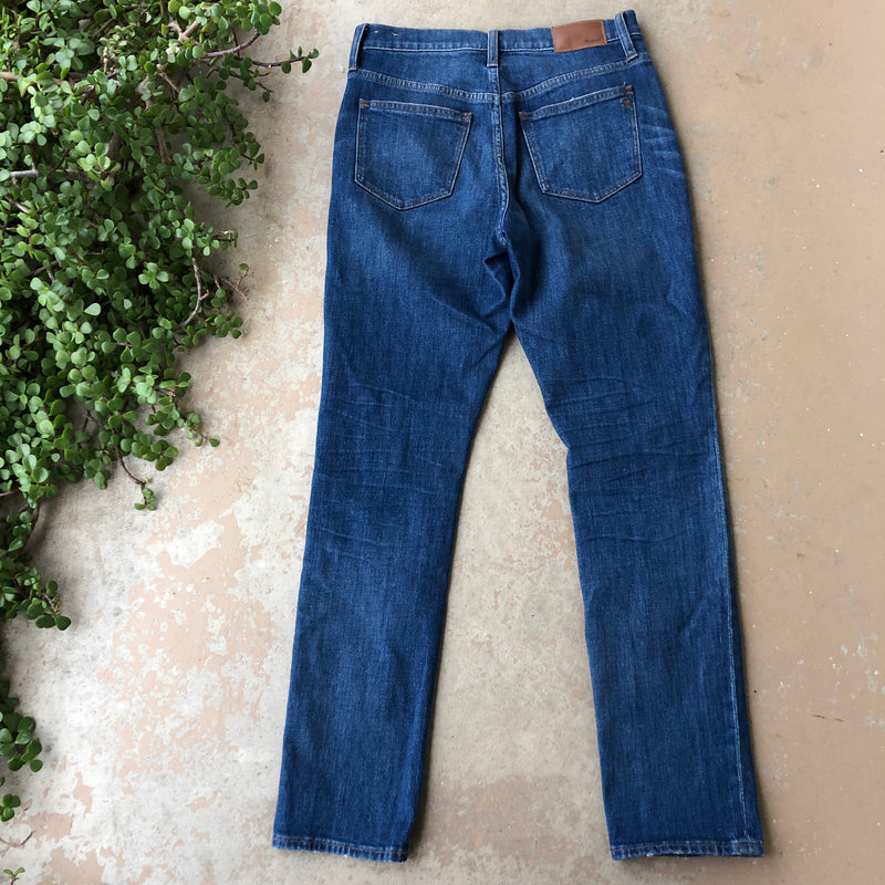Madewell The Highrise Slim Boy Jean, Size 25