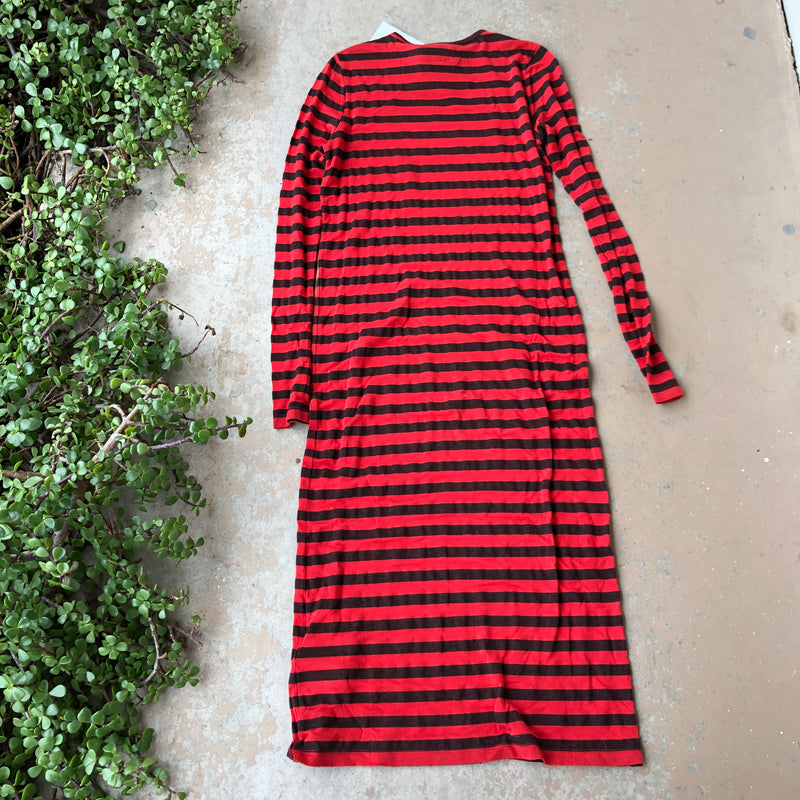 Current Elliott Stripe Dress, Size US 2/4