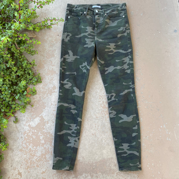 Good American Camo Pants, Size 8/29