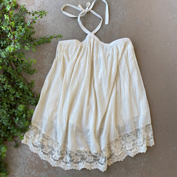 Tularosa Revolve Cream Dress, Size Large