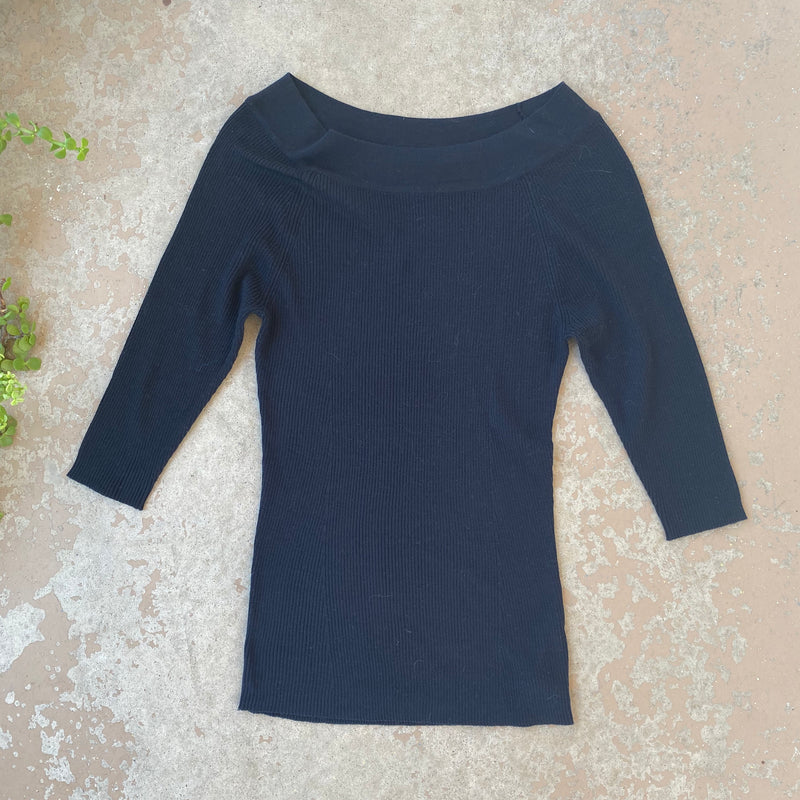 Max Mara Pure Seta (Silk) Top, Size Small