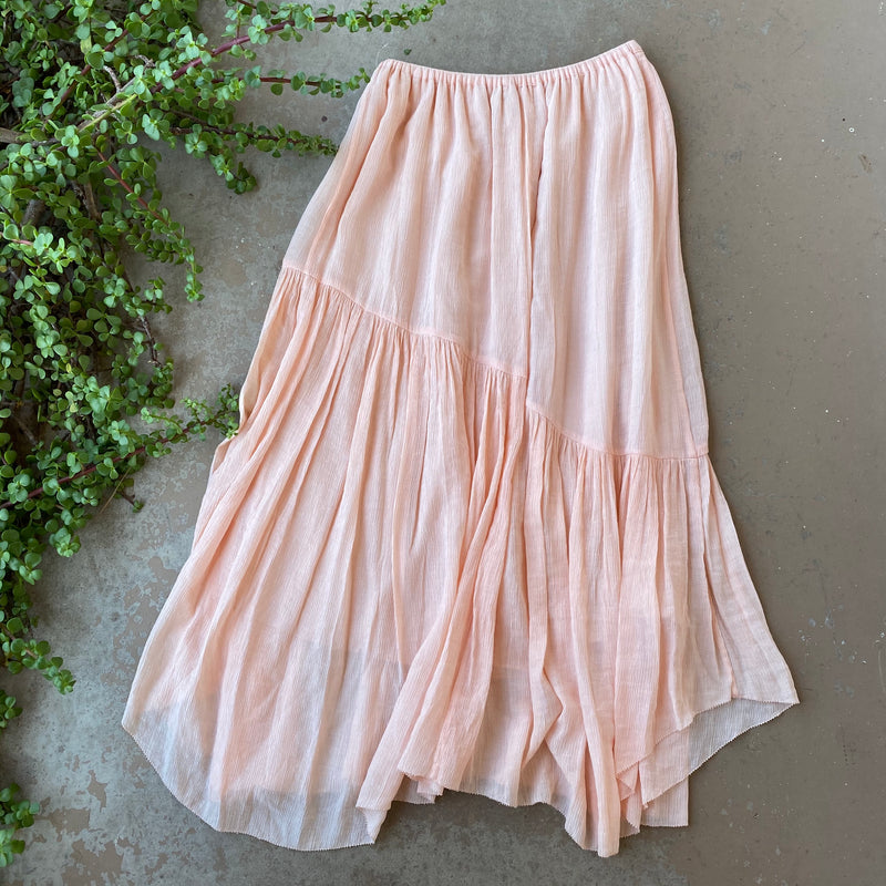 Joie Boho Midi Skirt, Size Medium