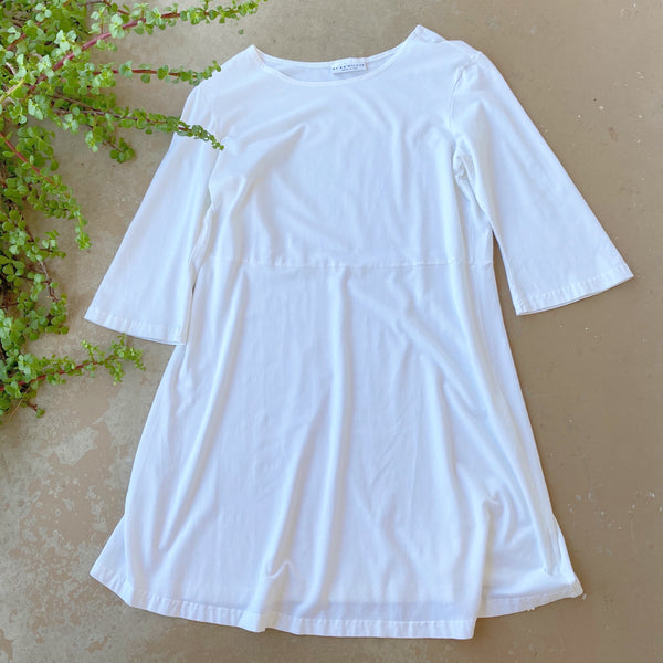 Bryn Walker White Dress, Size Medium