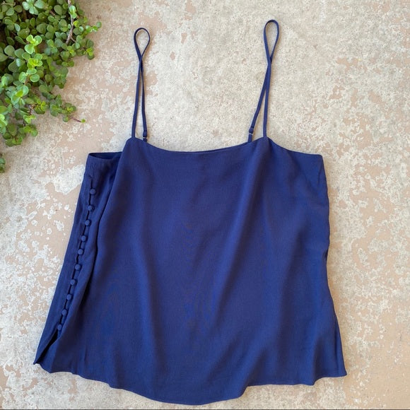 Joie Navy Cami Top, Size Large