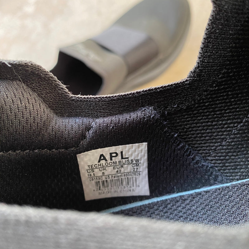 APL Black Bliss Water Resistant Sneakers, Size 10.5