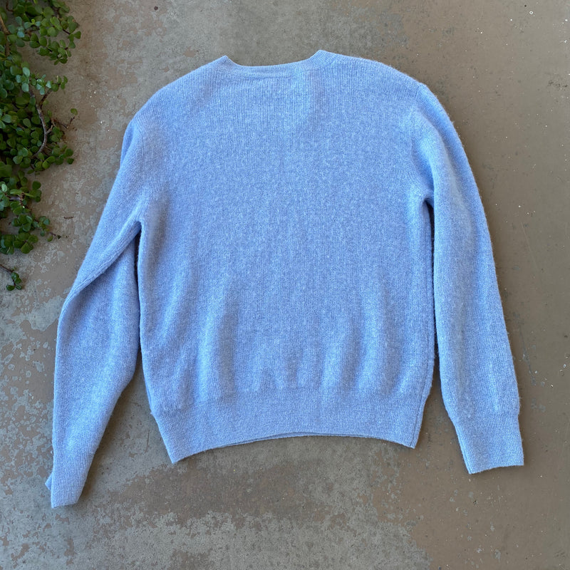 Equipment Alpaca Blend Sweater, Size Medium