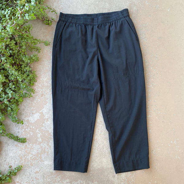 Everlane Black Crop Pants, Size 10