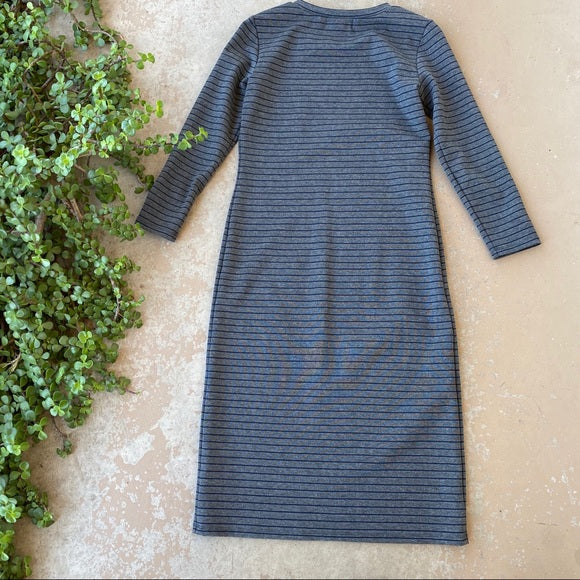 Sonnet James Gray Dress, Size XS