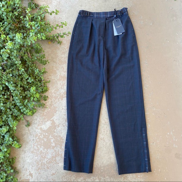 Rag & Bone James Wool Pants, Size 14