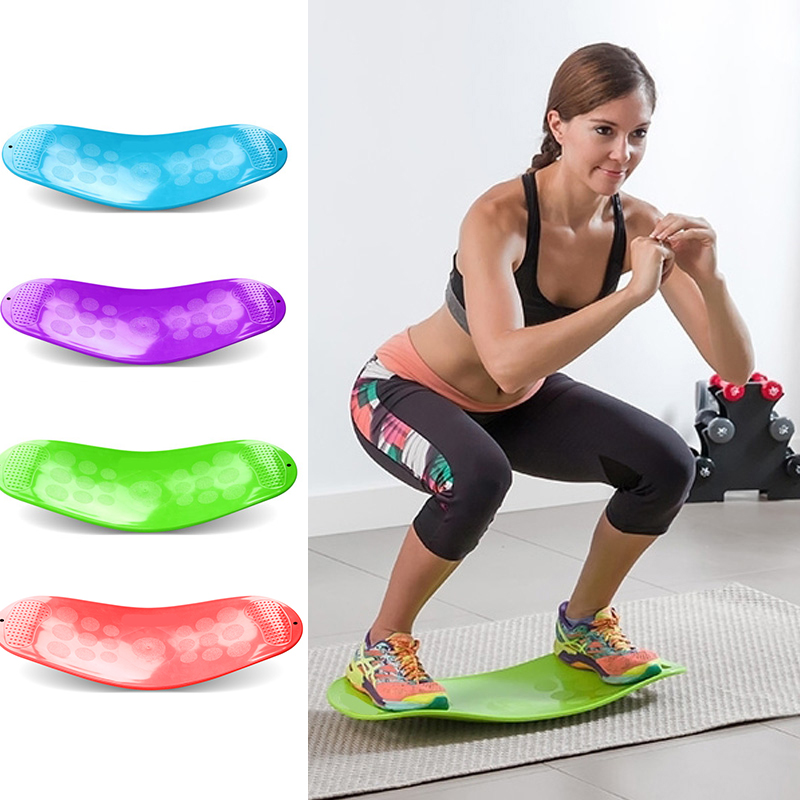 Yoga Fitness Balance Board - Happy Snappy Gifts