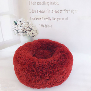 Round Nest Cat Mattress - Happy Snappy Gifts