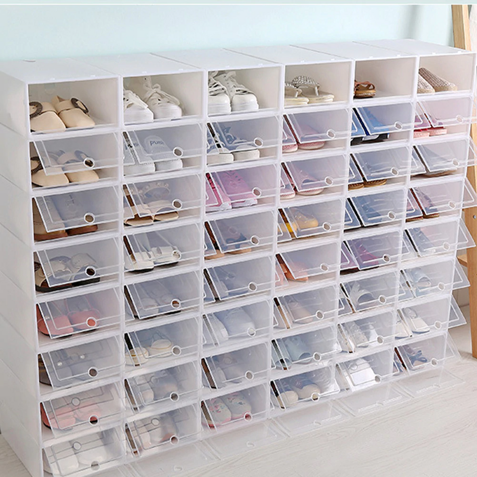 Shoe Box Storage - Happy Snappy Gifts