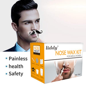 Men's Portable Wax Nasal Hair Removal Wax - Happy Snappy Gifts