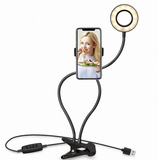 The Moon LED Selfie Makeup Stand - Happy Snappy Gifts