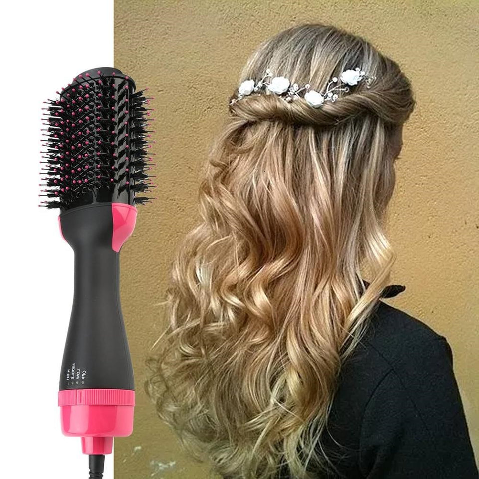 Electric Hair Dryer Brush - Happy Snappy Gifts