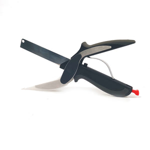 Clever Scissor Cutter 2 in 1 Cutting - Happy Snappy Gifts