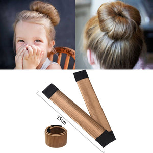 Magic Hair Bun Maker - Happy Snappy Gifts