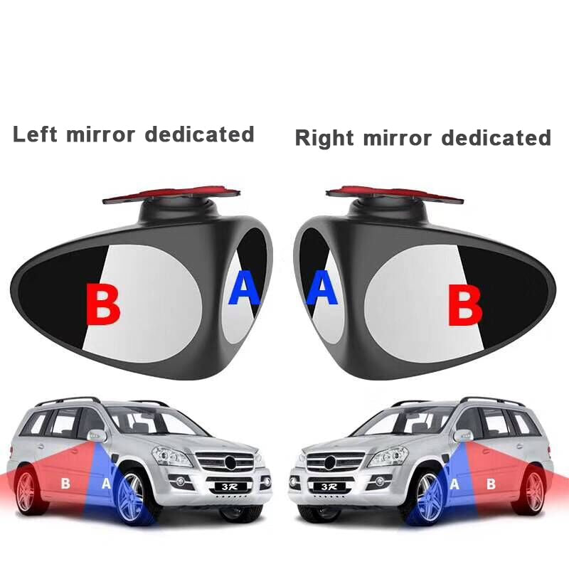 Blind Spot Mirror - Happy Snappy Gifts
