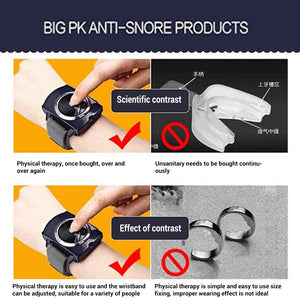 Anti-Snore Watch To Stop Snoring And Improve Sleep Quality - Happy Snappy Gifts