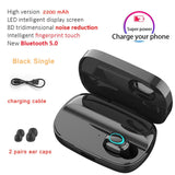 Waterproof Wireless Earbuds Headphones - Happy Snappy Gifts