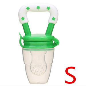 Baby Pacifier Food Feeding Nipple - Happy Snappy Gifts