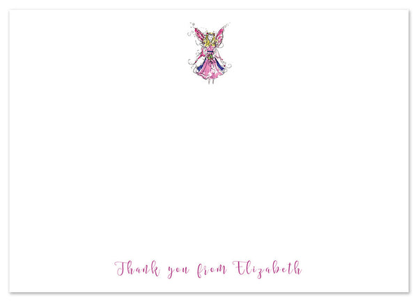 Fairy - Personalised Personalised Stationery