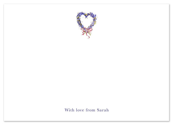 Lavender - Personalised Personalised Stationery