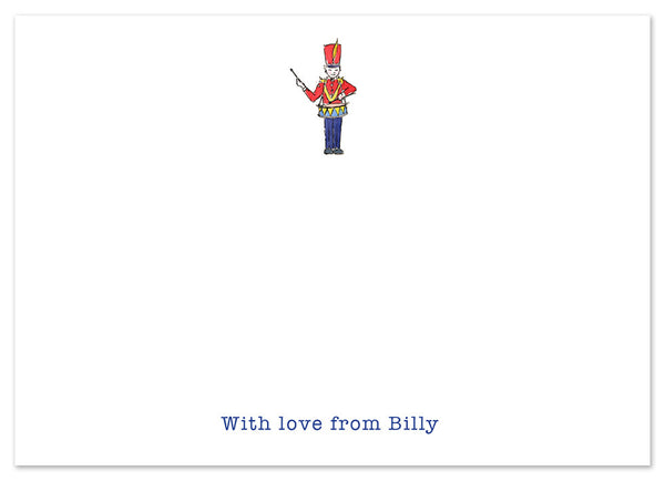 Drummer Boy - Personalised Personalised Stationery