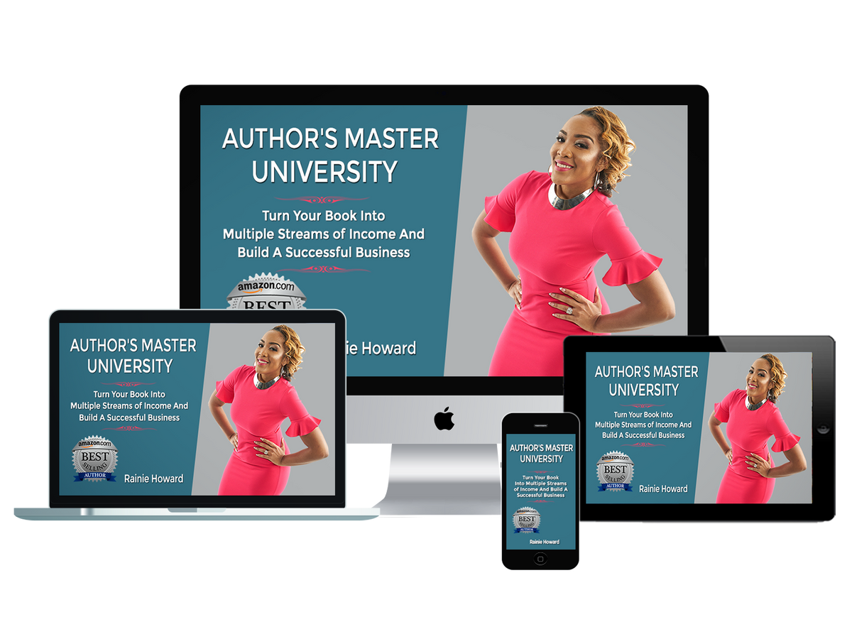Author's Master University- Profitable Online Training