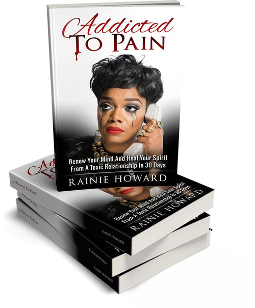 Addicted To Pain Book