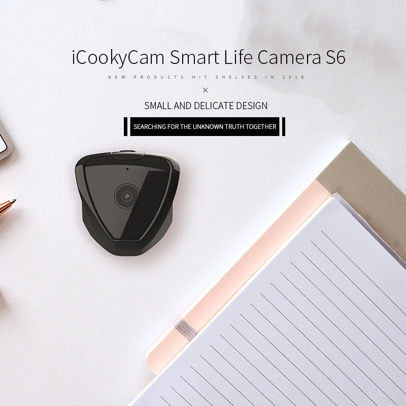 Camsoy S6 P2P Sport outdoor surveillance 1080 hidden camera mini night vision low power bullet small IP camera