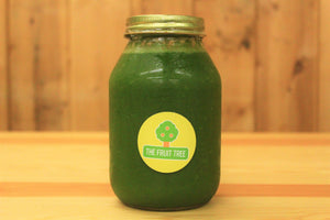 32 Oz - Ginger Green Smoothie.