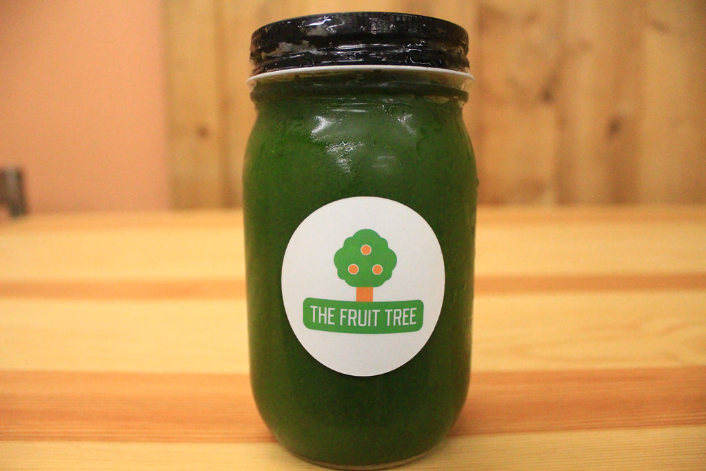 16 Oz - Mango Green Smoothie