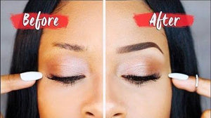 Instant Brow Shaping Stencil (4pcs Set)