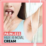 Painless Hair Removal Cream