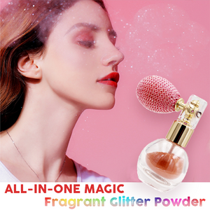 All-in-One Magic Fragrant Glitter Powder