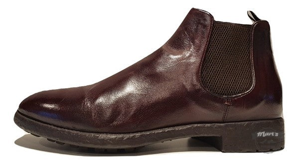 Bordo Chelsea boot - Officine Creative - Princeton 017