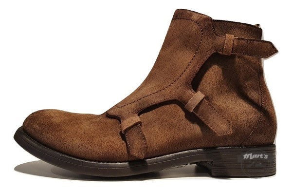 Cognac boot - Officine Creative - Chronicle 007