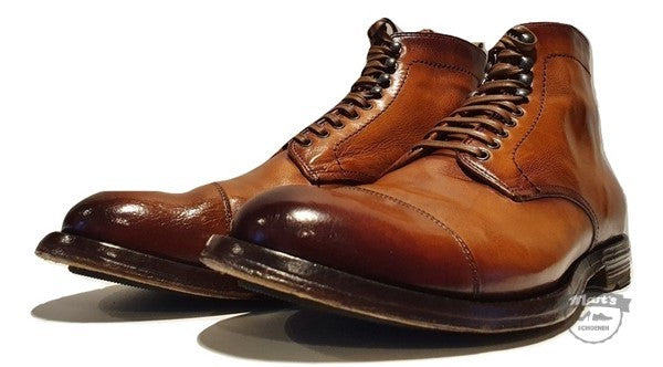 Cognac boot - Officine Creative - Anatomia 16