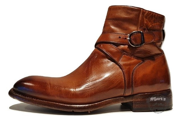 Cognac boot - Lemargo - DS05A