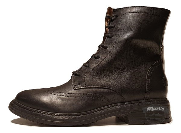 Zwarte  veterboot - Shabbies - SHS0782