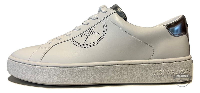 Witte Sneaker - Michael Kors - Keaton Lace Up